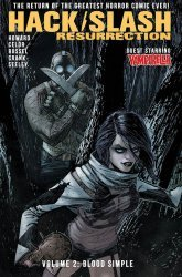 Image Comics's Hack/Slash: Resurrection TPB # 2