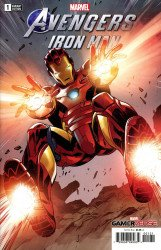 Marvel Comics's Marvels Avengers Iron Man Issue # 1c