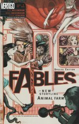 Vertigo's Fables Issue # 6b