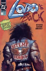 DC Comics's Lobo's Back Issue # 1