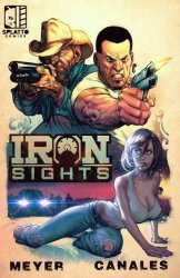 Splatto Comics's Iron Sights Soft Cover # 1