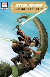 Marvel Comics's Star Wars: The High Republic Issue # 4comicmint-a