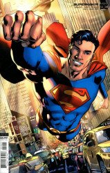 DC Comics's Superman Issue # 19b
