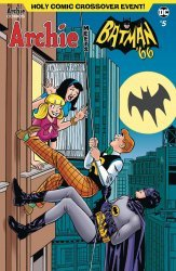 Archie Comics Group's Archie Meets Batman '66 Issue # 5e