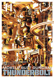 Viz Media's Mobile Suit Gundam: Thunderbolt TPB # 11