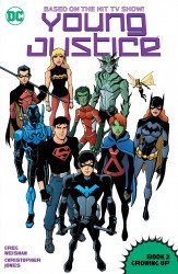 Wonder Comics's Young Justice TPB # 4