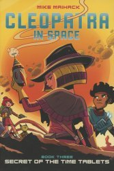 Scholastic's Cleopatra in Space Hard Cover # 3
