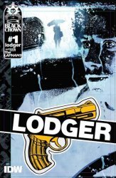 IDW Publishing's Lodger Issue # 1ri