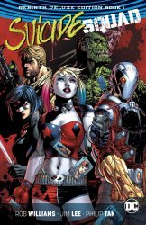 DC Comics's Suicide Squad Hard Cover # 1