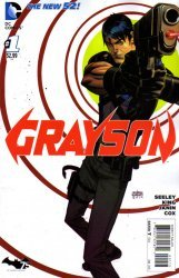 DC Comics's Grayson Issue # 1g