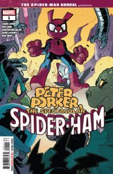 Marvel Comics's Spider-Man Featuring Spider-Ham  Annual # 1