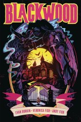 Dark Horse Comics's Blackwood TPB # 1