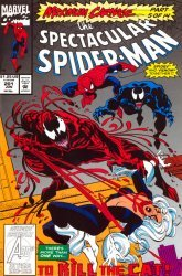 Marvel Comics's The Spectacular Spider-Man Issue # 201