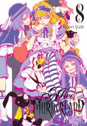 Yen Press's Alice in Murderland Hard Cover # 8