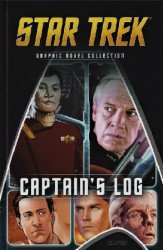 Eaglemoss Publications Ltd.'s Star Trek: Graphic Novel Collection Hard Cover # 52