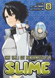 Kodansha Comics's That Time I Got Reincarnated as a Slime Soft Cover # 12