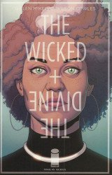 Image Comics's The Wicked + The Divine Issue # 45
