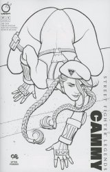 UDON Entertainment's Street Fighter Legends: Cammy Issue # 1e