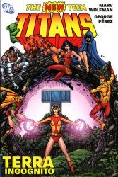 DC Comics's The New Teen Titans: Terra Incognito TPB # 1