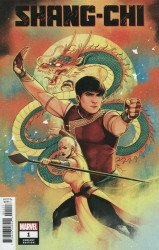 Marvel Comics's Shang-Chi Issue # 1m