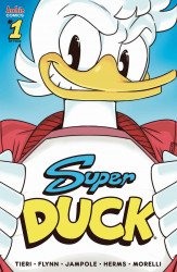 Archie Comics Group's Super Duck Issue # 1
