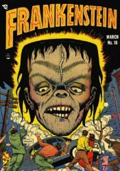 Prize Publications's Frankenstein  Issue # 18