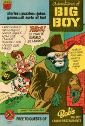 Timely Comics's Adventures of Big Boy Issue # 298