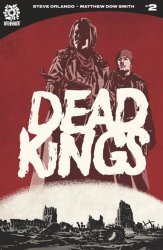 After-Shock Comics's Dead Kings Issue # 2