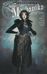 Benitez Productions's Lady Mechanika: Sangre Issue # 2b