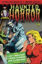 IDW Publishing's Haunted Horror Issue # 28