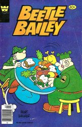 Gold Key's Beetle Bailey Issue # 131whitman