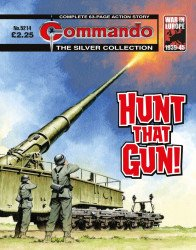 D.C. Thomson & Co.'s Commando: For Action and Adventure Issue # 5214