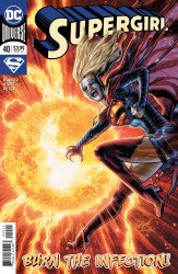 DC Comics's Supergirl Issue # 40