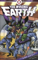 Ahoy Comics's The Wrong Earth Issue # 4