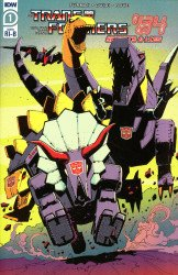 IDW Publishing's Transformers '84 Issue # 1ri-b