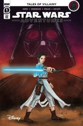 IDW Publishing's Star Wars Adventures Issue # 1linebreakers