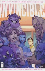 Image's Invincible Issue # 127b