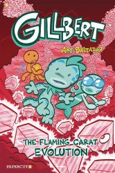 Papercutz's Gillbert the Little Merman Hard Cover # 3