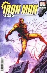 Marvel Comics's Iron Man 2020 Issue # 1d