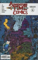 KaBOOM!'s Adventure Time Comics Issue # 4b