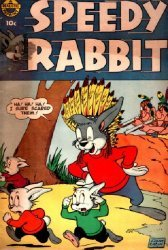 Realistic Publications's Speedy Rabbit Issue nn