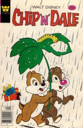 Gold Key's Chip 'n' Dale Issue # 54whitman