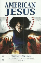 Image Comics's American Jesus: The New Messiah Issue # 3b