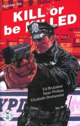 Image Comics's Kill or Be Killed Issue # 6