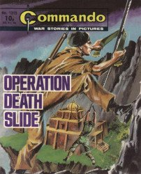 D.C. Thomson & Co.'s Commando: War Stories in Pictures Issue # 1315