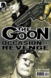 Dark Horse's The Goon: Occasion of Revenge Issue # 3