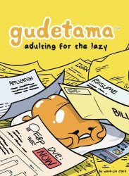 Oni Press's Gudetama Hard Cover # 2