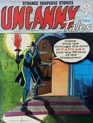 Alan Class & Company's Uncanny Tales Issue # 147