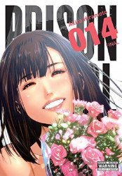 Yen Press's Prison School Soft Cover # 14