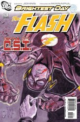 DC Comics's The Flash Issue # 3